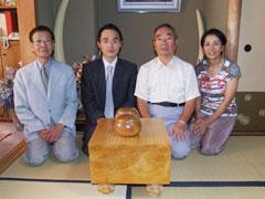 医師からプロ囲碁棋士へ 三田市出身 坂井秀至さんが新碁聖に