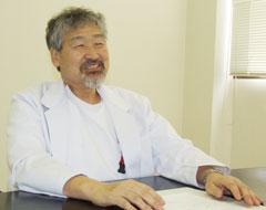 新聞部インタビュー 小野市民病院副院長 松本 學先生 若い選手支え花開かせたい