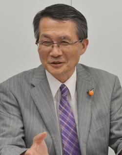 県知事選挙 田中耕太郎氏に聞く  皆が笑顔の県政へ