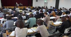 神戸・姫路で介護報酬改定研究会 大幅マイナスで介護が困難に