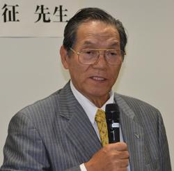 政策研究会 国民皆保険を崩壊させるTPP  <br/>前日医会長 原中勝征先生が講演