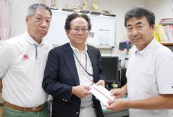 西日本豪雨災害 県下全域58医療機関で被害<br>会員訪問・見舞活動に全力