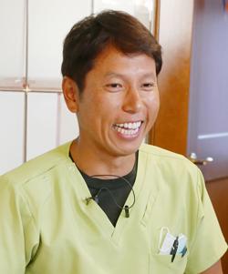 新聞部の会員訪問 プロウインドサーファー 井津上典洋先生 <br/>夢は50歳でもW杯出場