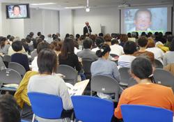 「保険でより良い歯科医療を」兵庫連絡会が市民学習会 <br/>子どもの口は生活を映す鏡