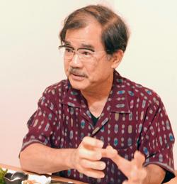 特別インタビュー 基地問題解決へ 沖縄と共に声上げよう