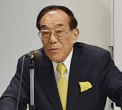 第83回評議員会 菊池英博氏特別講演「アベノミクスで国民は豊かになるか」  消費税増税なしで国民は幸せになれる
